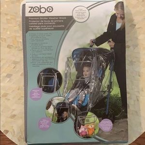 Premium Stroller Weather Shield